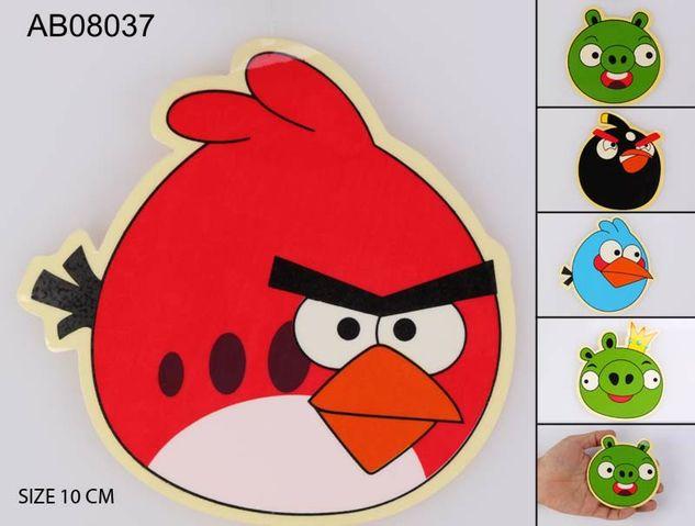Mainan Angry Bird : board game, ketapel, puzzle, sticker Lucu bgt